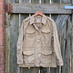 Gap Khaki utility coat
